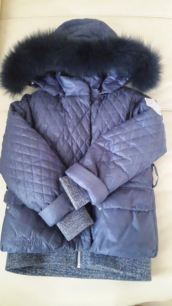 Пулка pulka зима на 5 лет для девочки