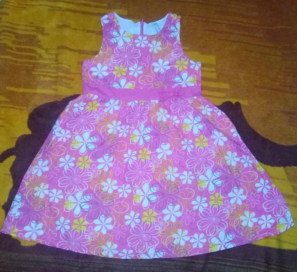Красивые летние платья.