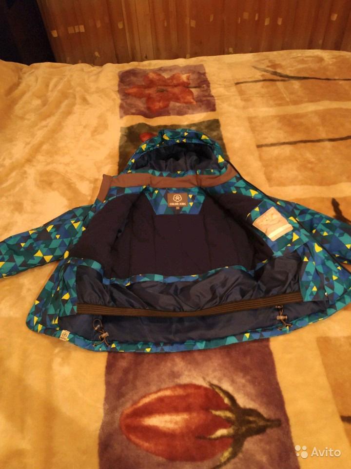 Зимний костюм Color Kids 116-122