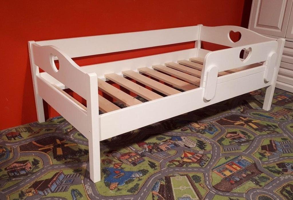 Новая детская деревянная кровать 160 на 70