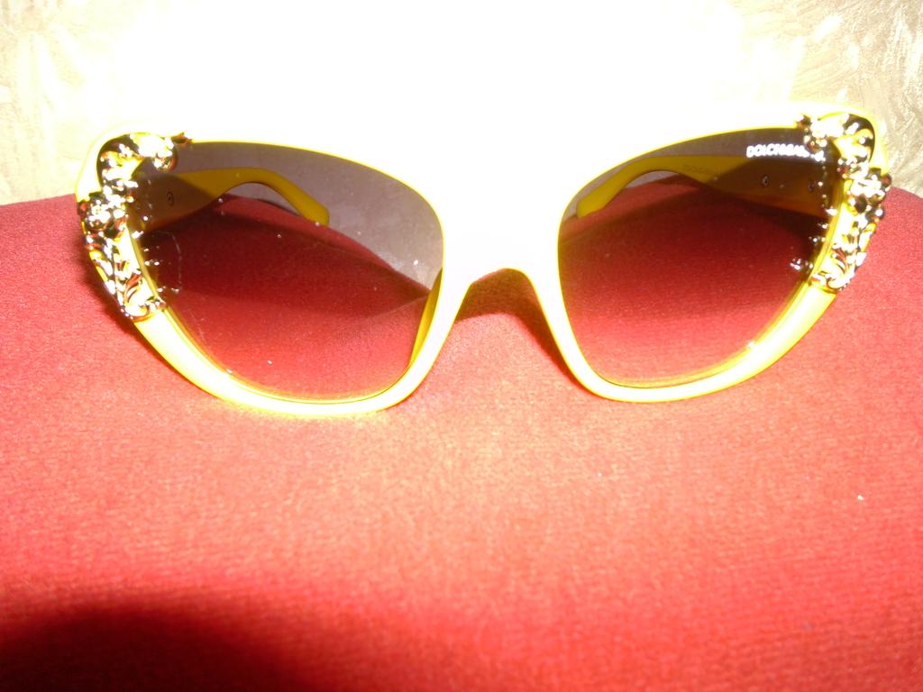 Новые очки DOLCE GABANNA (солнцезащитные)