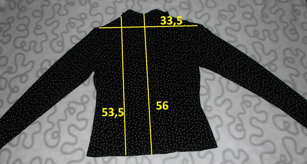 Кофта стрейч Lissa, размер 46-48