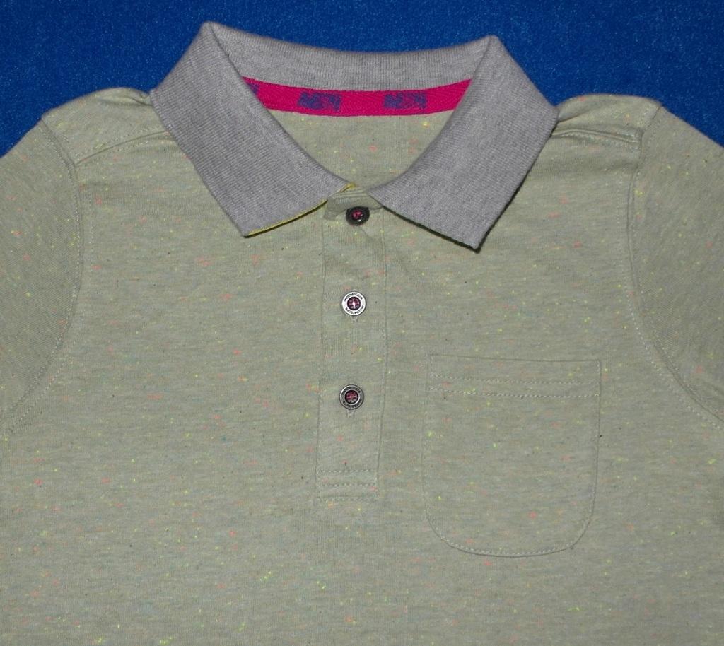 Новая футболка-поло Mothercare, 3-4 года