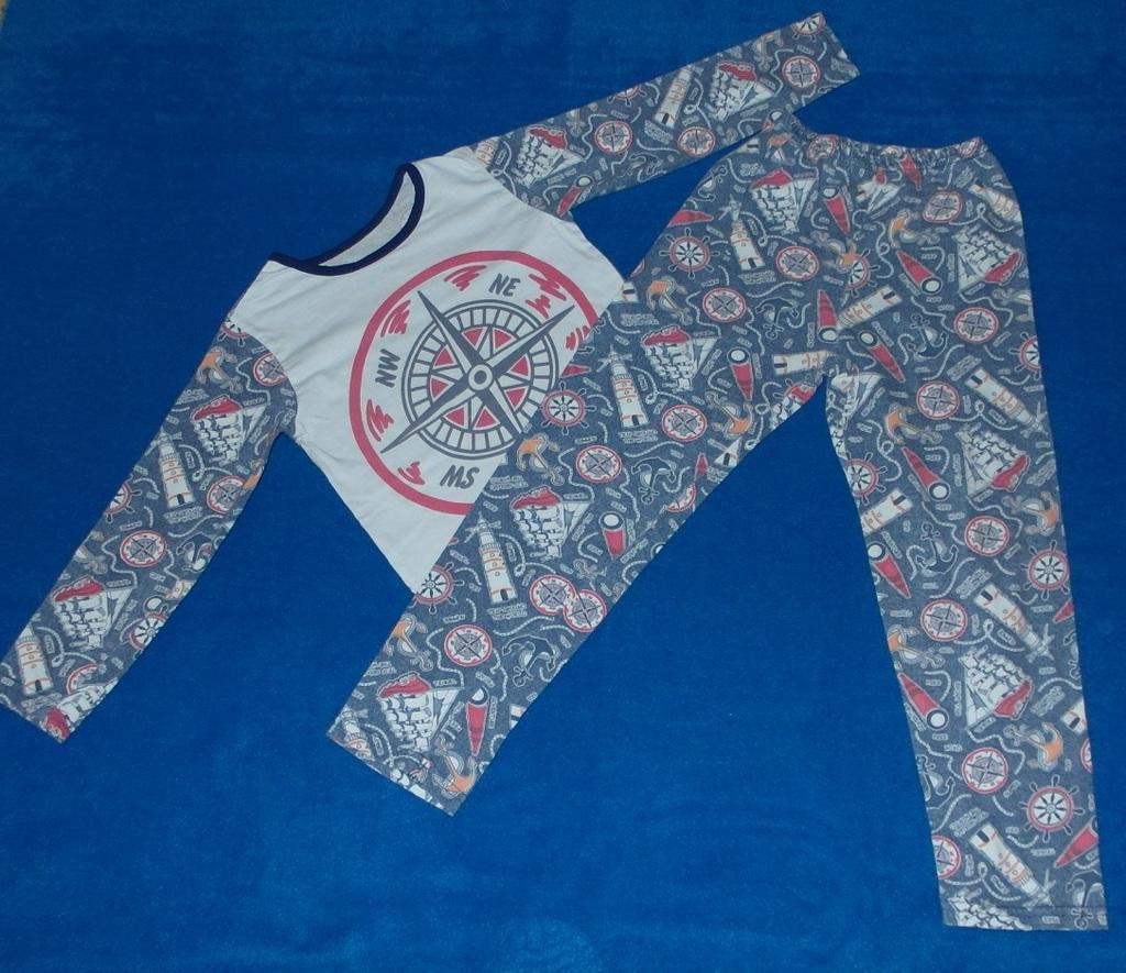 Пижама Егорка, 116 см