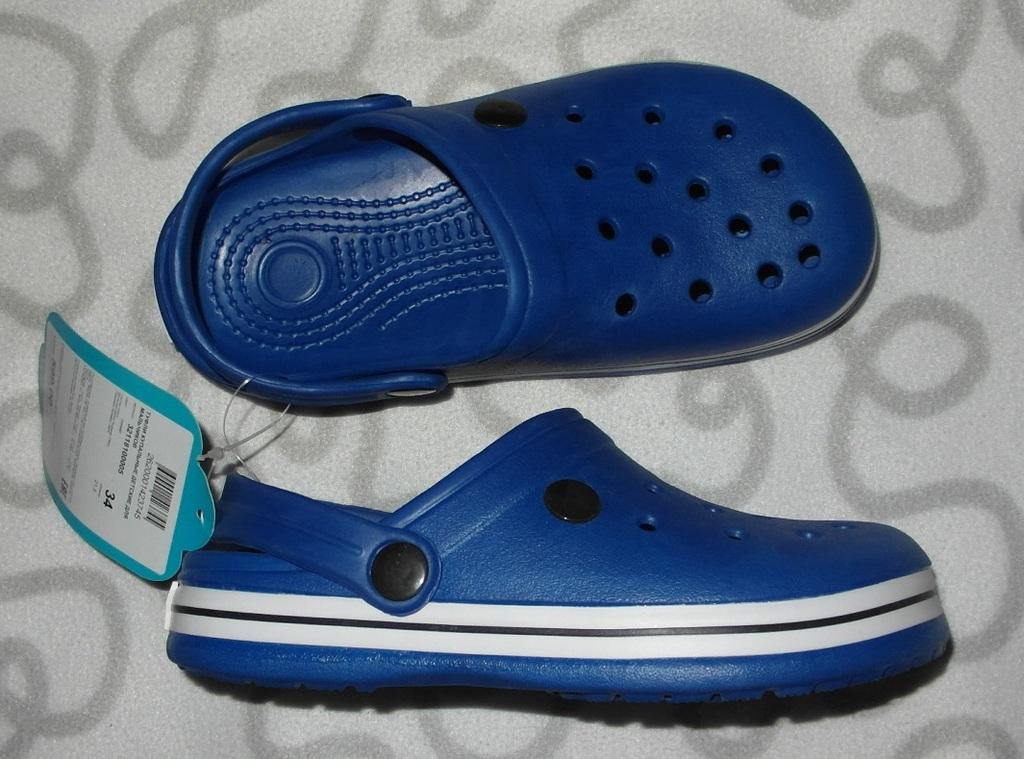 Новая пляжная обувь Infinity Kids, 33 размер