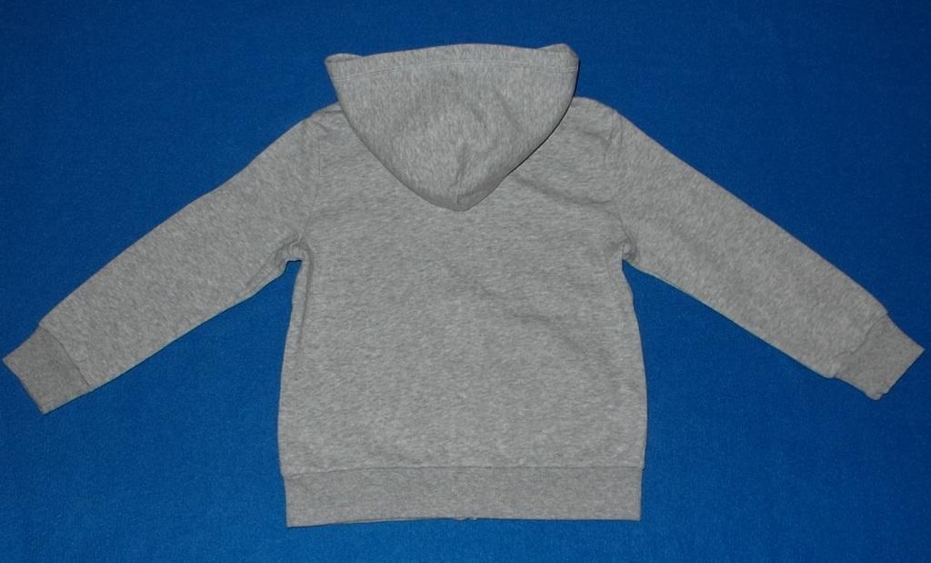 Толстовка с капюшоном H&M, 110-116 см