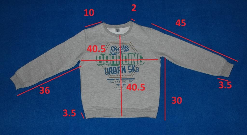 Толстовка, 122-128 см