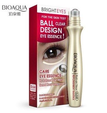 Питательный, увлажняющий роликовый крем для глаз