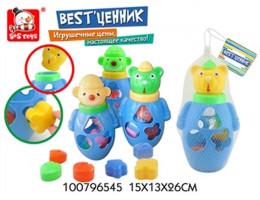 Набор игрушек в сетке