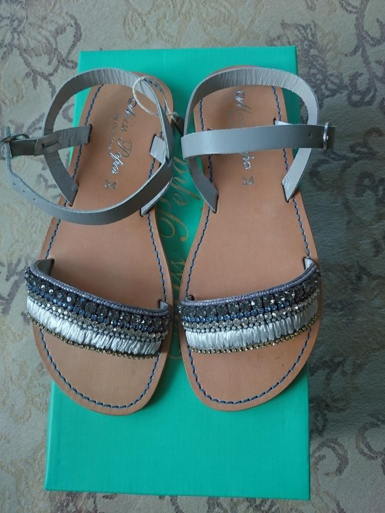 Обувь новая р. 32-34, кожа