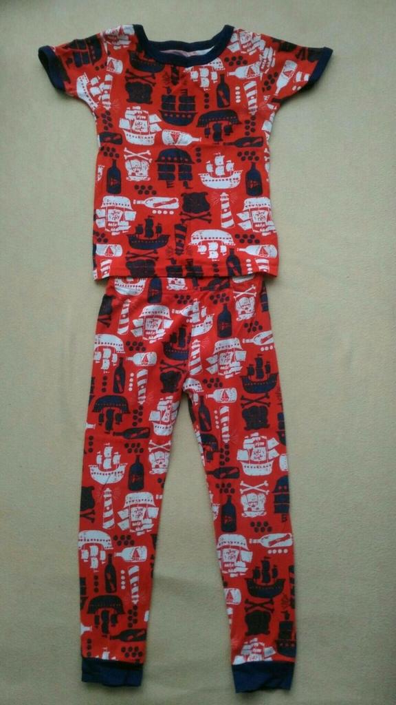 Пижама Carters, 5T (на 3-4г)