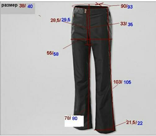 Спортивные штаны Тchibo, нем.р.38