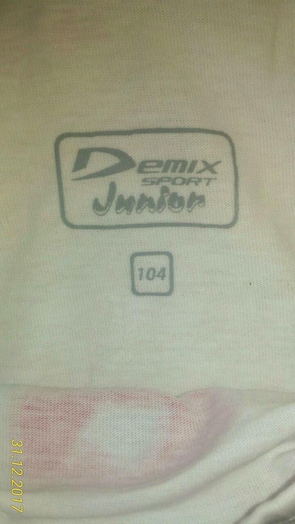 Футболка Demix, p.104