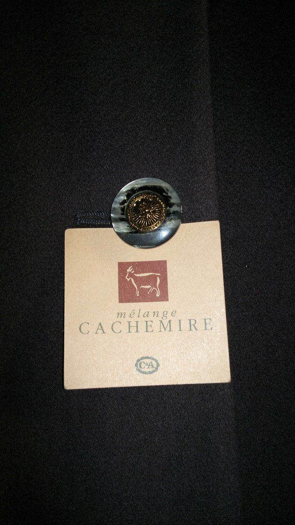 Пальто женское из кашемира бренд C&A(Франция)!!!
