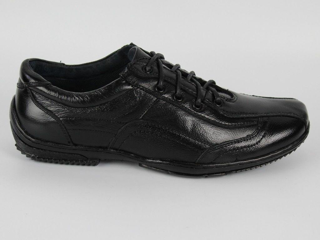 Мужские Полуботинки на шнурках!!!Натуральная кожа