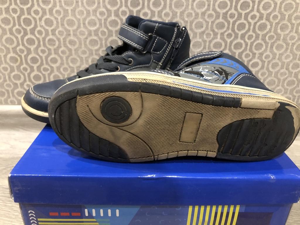 Демисезонные ботинки (р.35) «Indigo Kids»