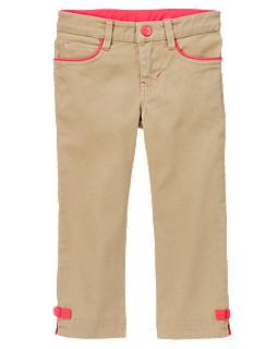 Укороченные штанишки Gymboree