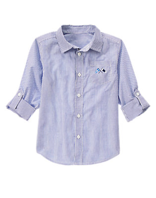 Рубашка Gymboree (США)