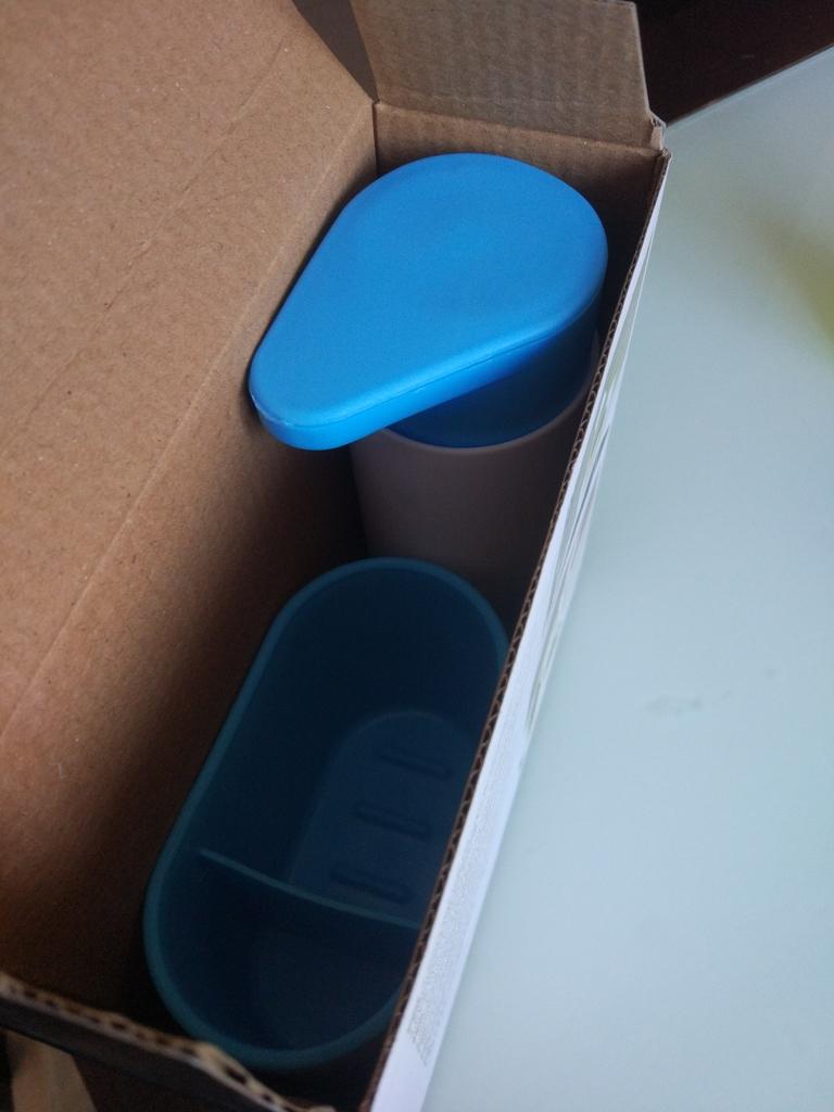Органайзер для кухни (синий)