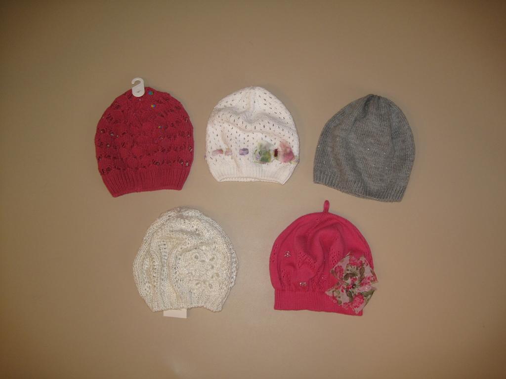 Новые и бу шапочки