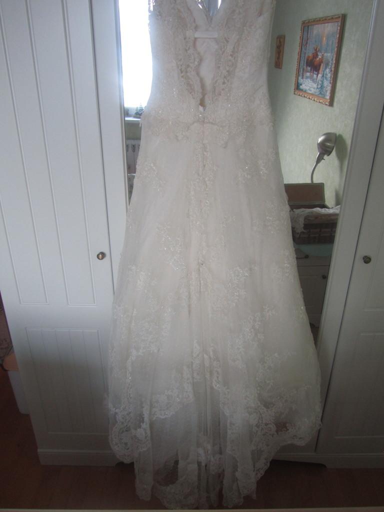 свадебное платье Таня Григ из салона красоты Эльза