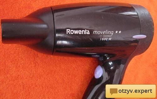 """Фен """"Rowenta Moveling 1600W"""""""