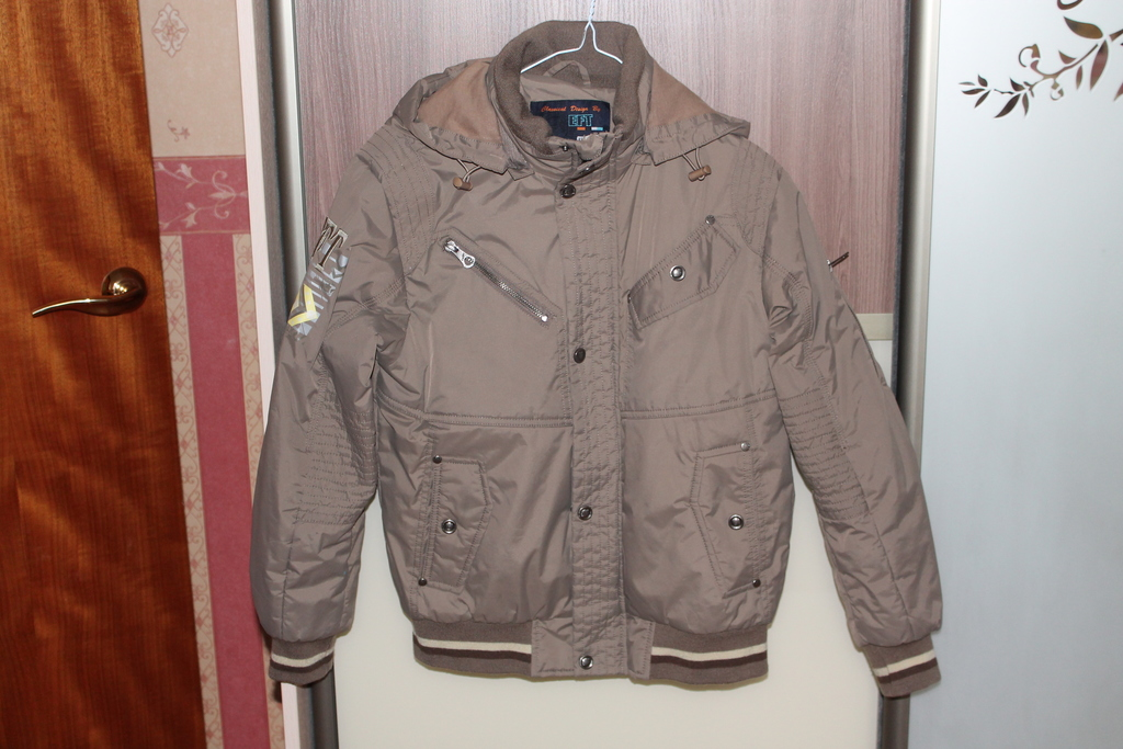 Куртка для мальчика весна-осень