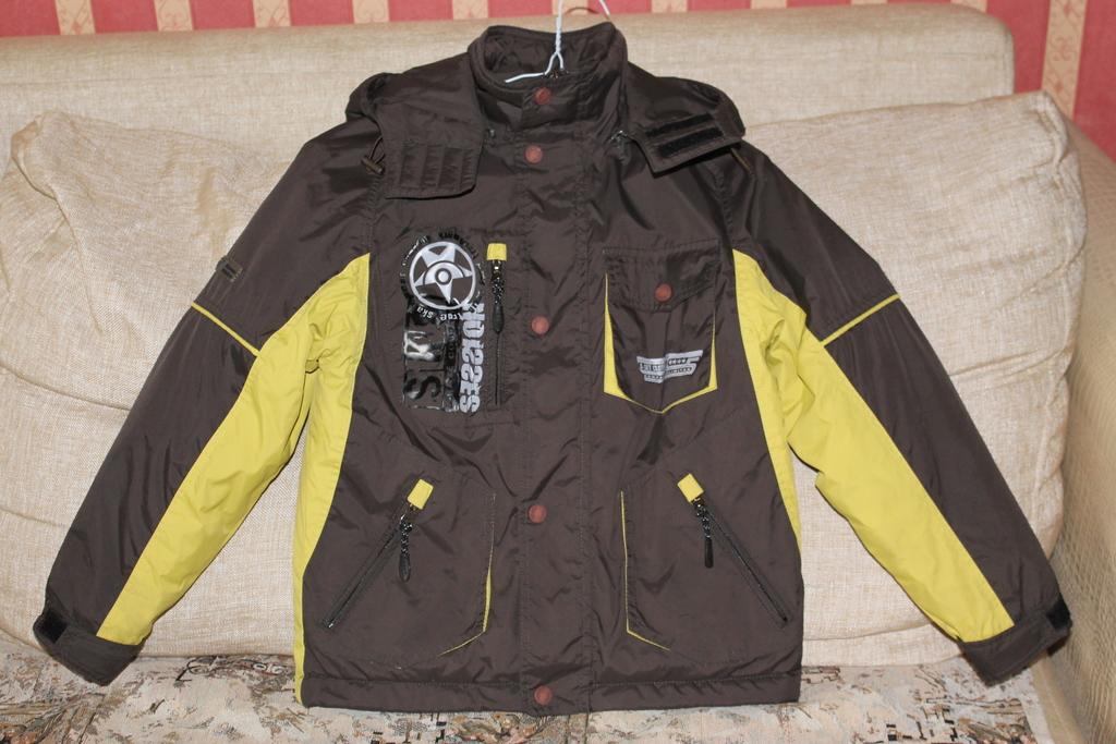 Куртка для мальчика весна
