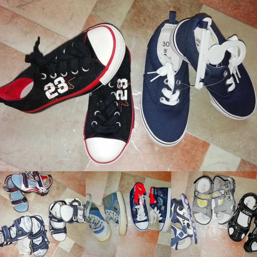 Куча новой обуви р. 28-30