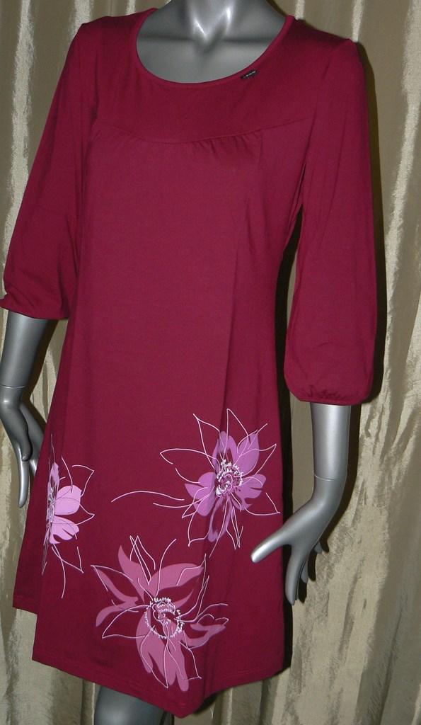 Новые трикотажные платья