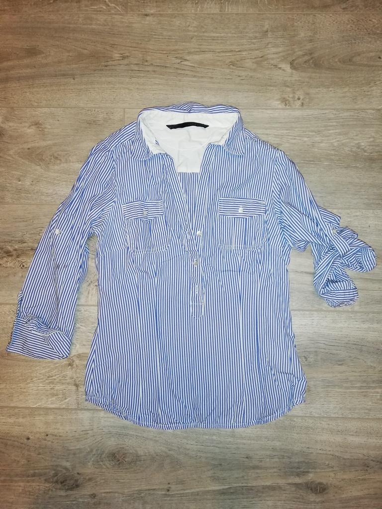 Отдам Блузу -рубашку р.42 ZARA