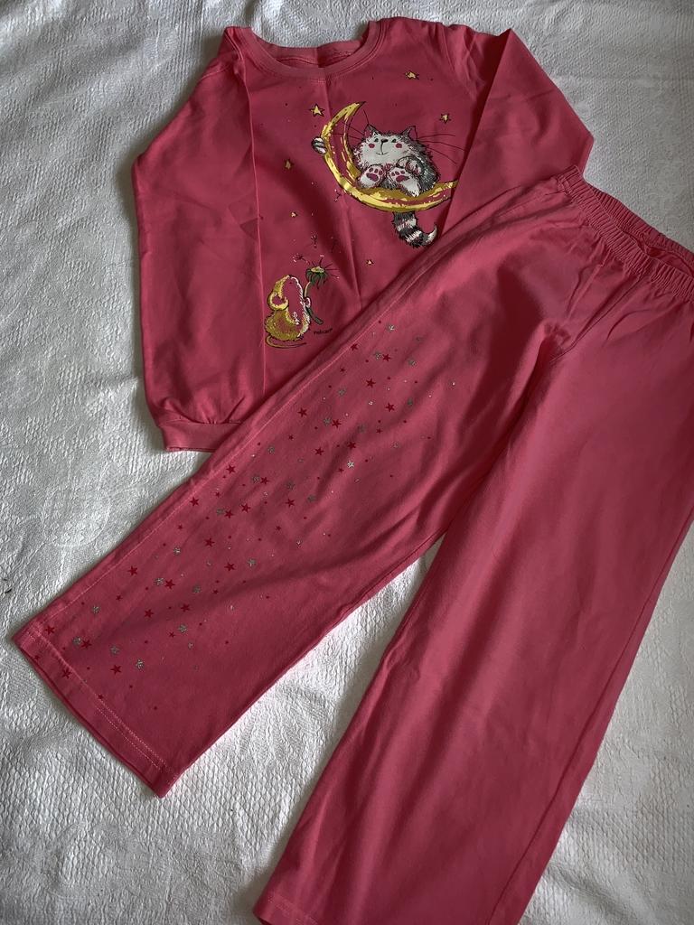 пижамка 7 лет
