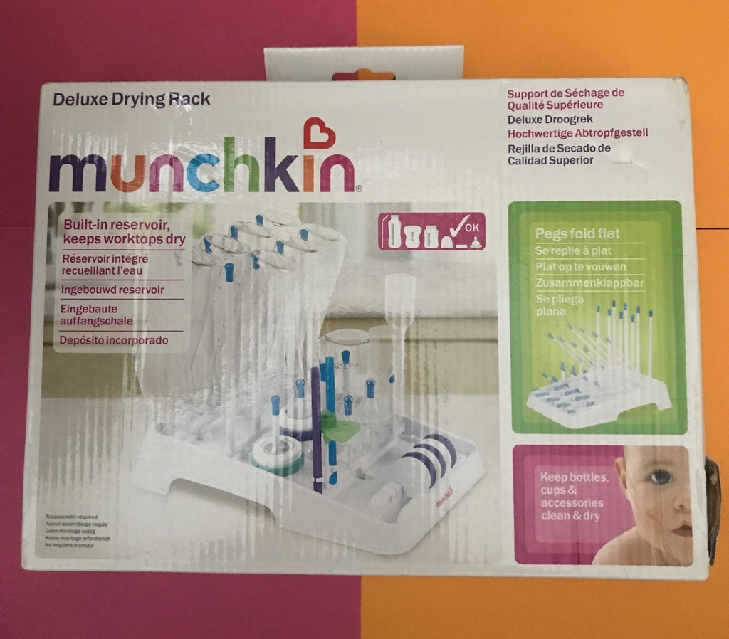 "Сушилка «Munchkin"" Новая!"