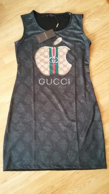 новое платье стрейч Gucci 46-48