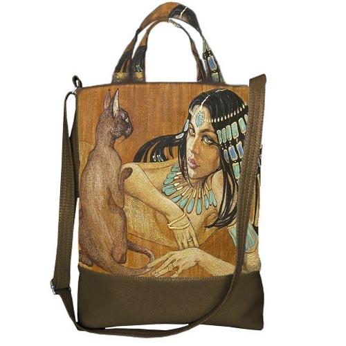 Новые сумки с эксклюзивными принтами.