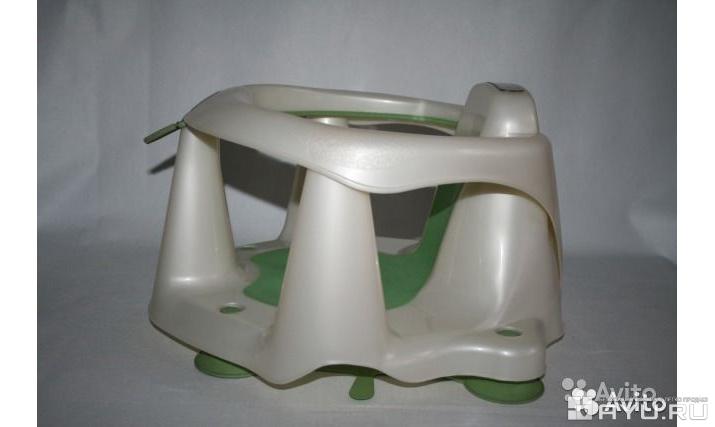 Детское сиденье для ванной Happy Baby