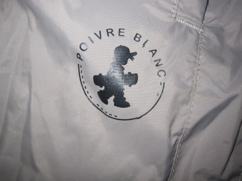 Демисезон полукомбинезон Poivre blanc 3 года/98 см