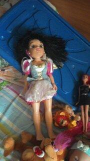 кукла Нэнси Белоснежка от Famosa.