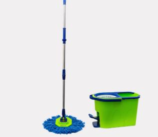 Швабра турбо для влажной уборки Гринвей