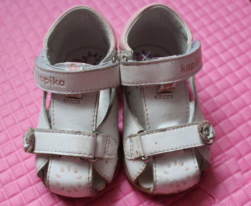 2430c9398 Продаю Кожаные сандалии Kapika в Москве - Барахолка Бебиблога