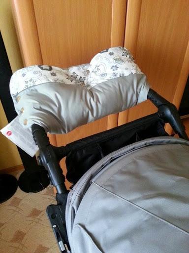 Самые теплые и красивые Муфты для рук на коляску!!