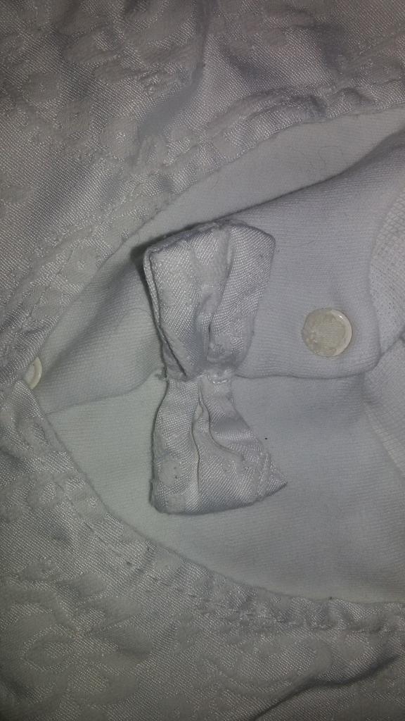 Свадебно-крестильный костюм для малыша