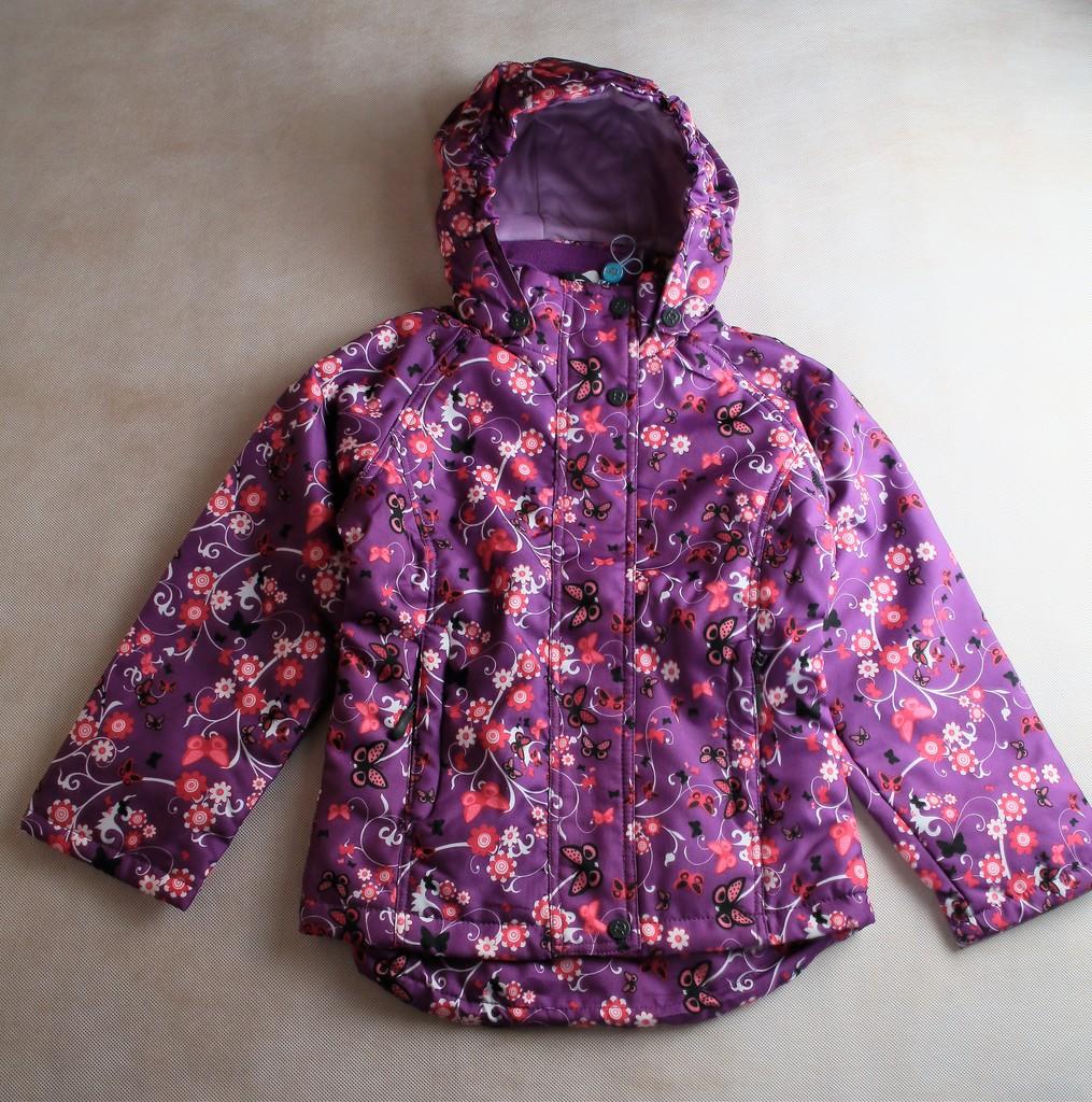 Куртка демисезонная 134 размер