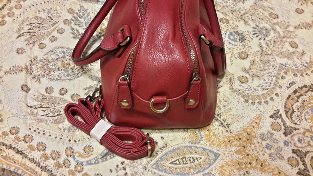 Рыжая сумка 2017