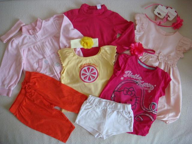 Пакет Платье Кофта брюки шорты Zara Gymboree 92 98