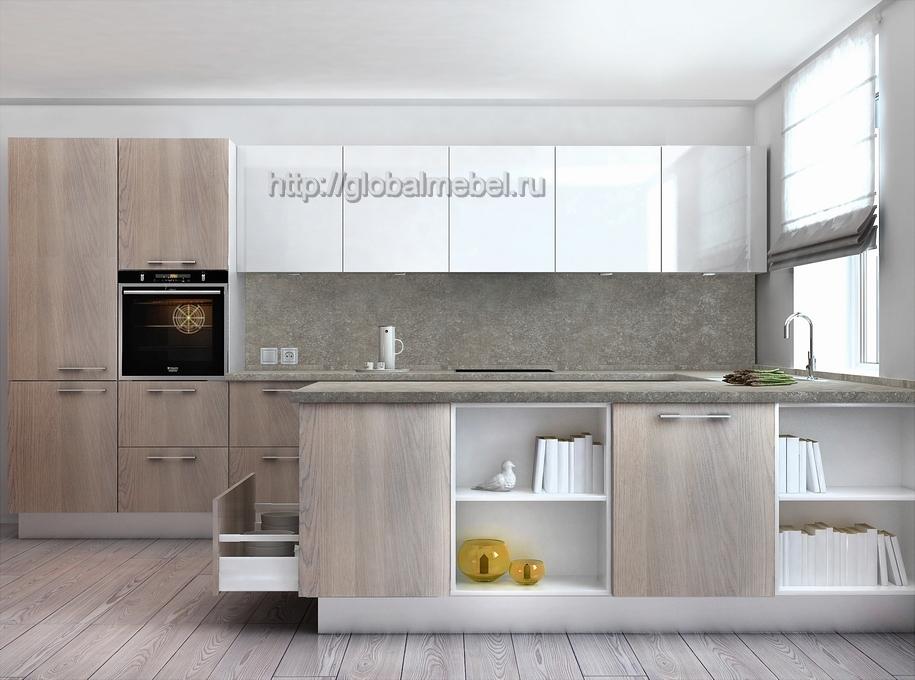 Кухни, шкафы-купе и корпусная мебель на заказ!