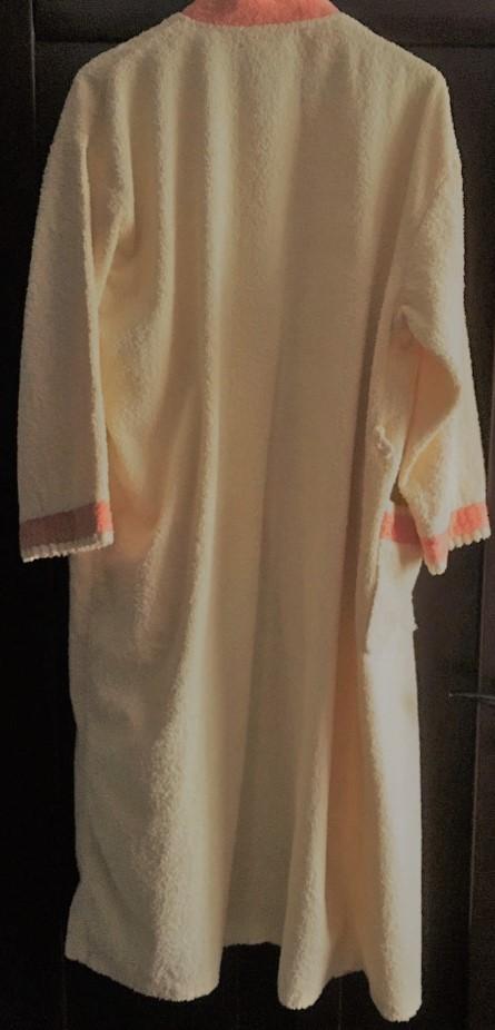 халат махровый