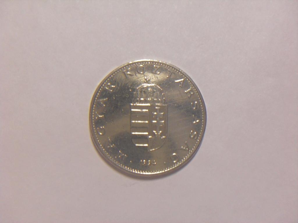 Монета 10 Форинтов 1994 год Венгрия