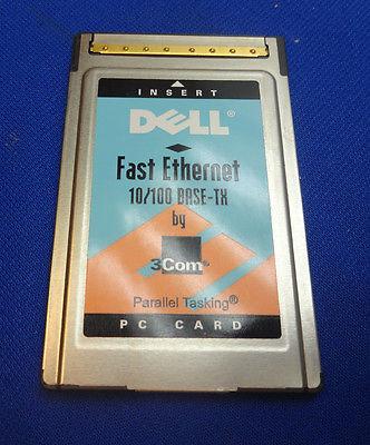 Сетевая карта Dell 10/100 для ноутбука