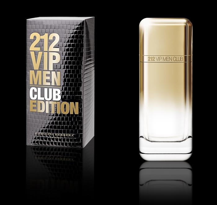 Carolina Herrera 212 VIP Men Club Edition 100 ml
